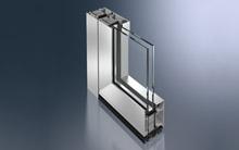 pirmi langai lauko durys i aliuminio sch co ads 65 durys ekonomi kiems sprendimams. Black Bedroom Furniture Sets. Home Design Ideas