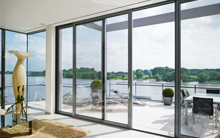 pirmi langai stumdomos aliuminio durys sch co ass 70 hi pakeliamos ir nustumiamos durys su. Black Bedroom Furniture Sets. Home Design Ideas